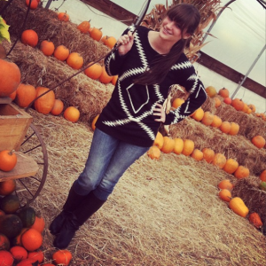 Michelle Gray Pumpkin Patch