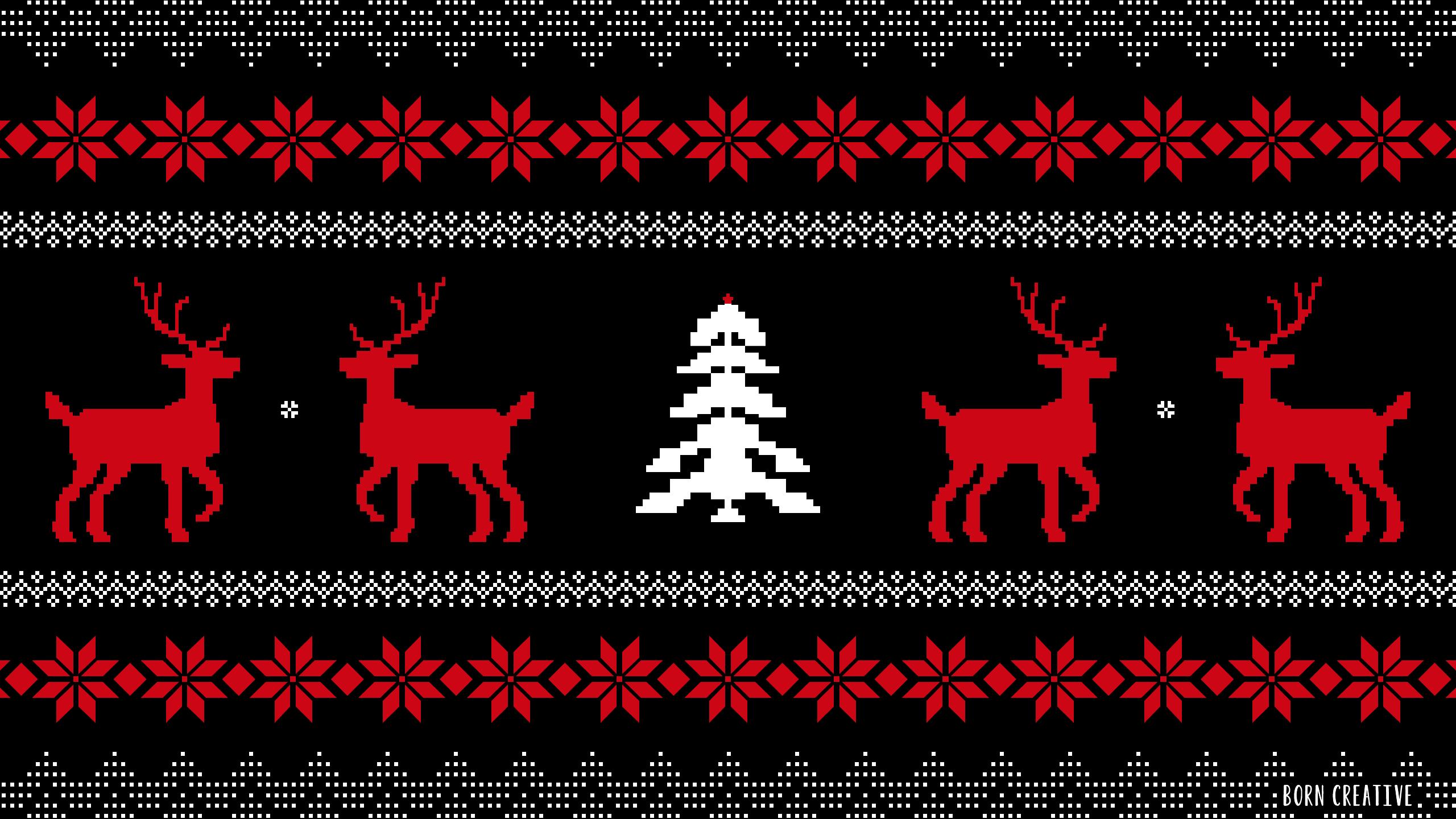Christmas Reindeer Iphone Wallpaper 1680×1050 | Ipad | Iphone