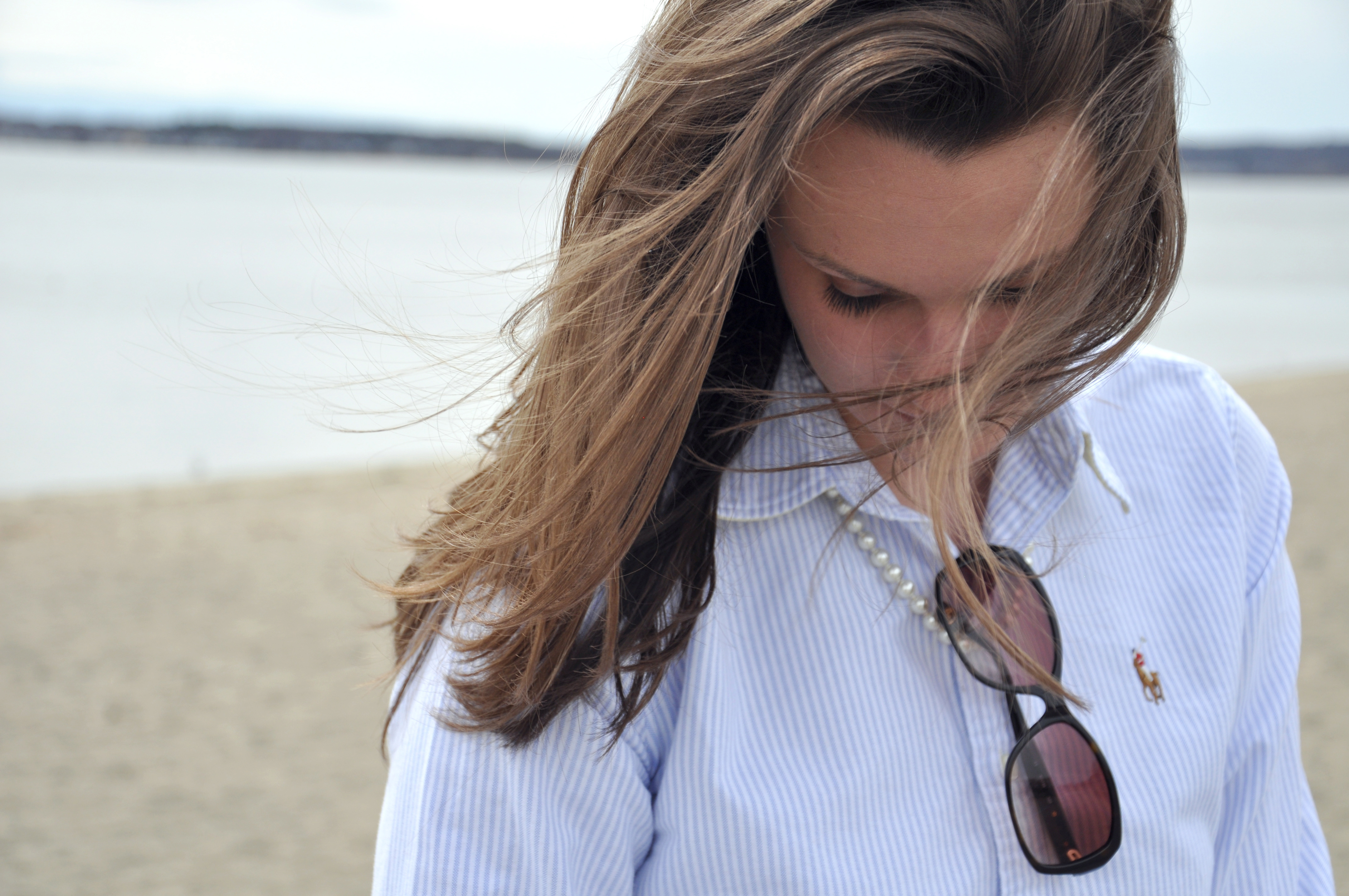 Classic New England Style - Polo & Pearls