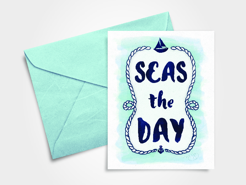 Inside the Envelope: Stages of Design | Part 3 - Seas the Day