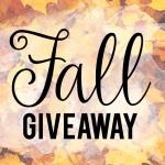 Fall Is Here + Giveaway!