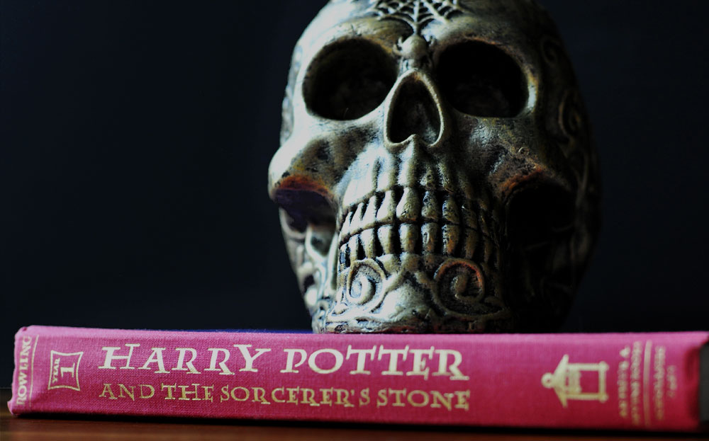 Harry Potter Book Series - the Perfect Halloween Read