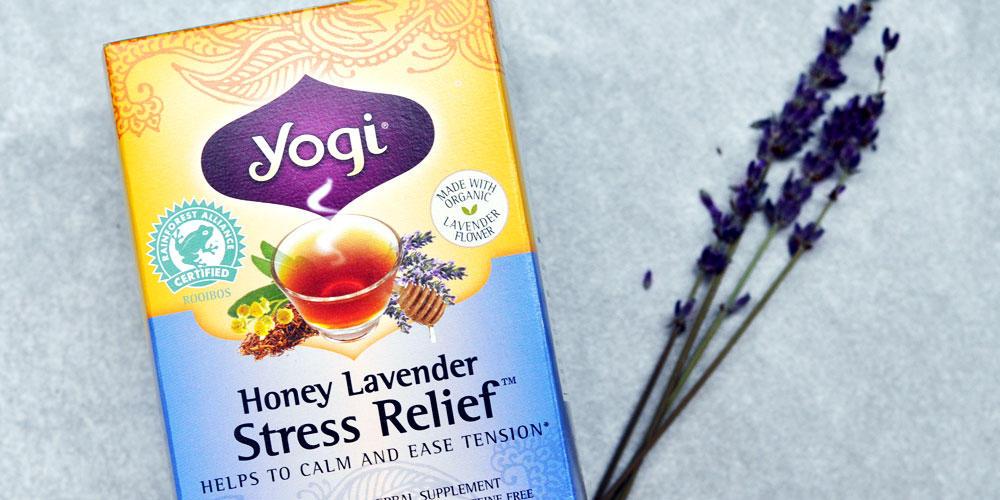 Top 5 Tea Varieties & Health Benefits - Honey Lavender Tea to Relieve Stress
