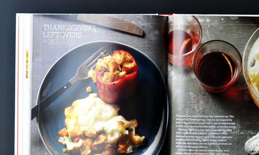 The Kitchen Matrix by Mark Bittman - Book Review - Thanksgiving Leftovers