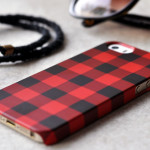 Pop of Plaid + Giveaway