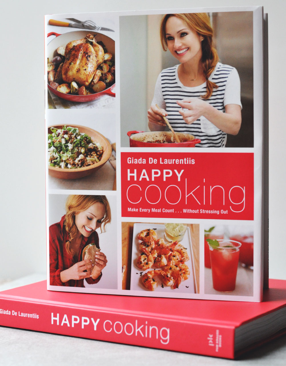Happy Cooking by Giada De Laurentiis | Cookbook Review | www.borncreativeblog.com