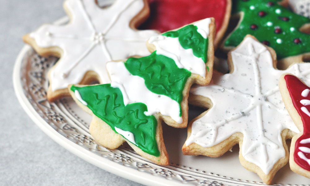 Creative Cookies for Christmas