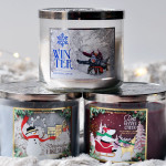 Top 3 Winter Candle Scents