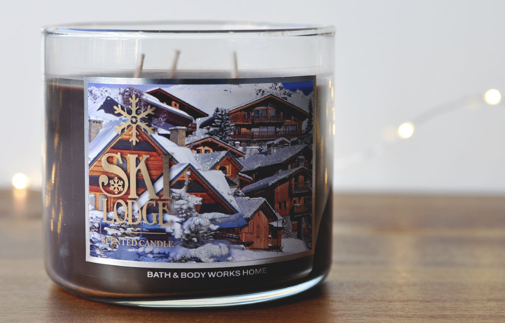 Turn Your Home Into a Ski Lodge | Ski Lodge Candle Review | www.borncreativeblog.com